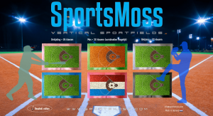 SportsMoss Basebal Edition