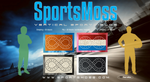 SportsMoss Racetrack Edition