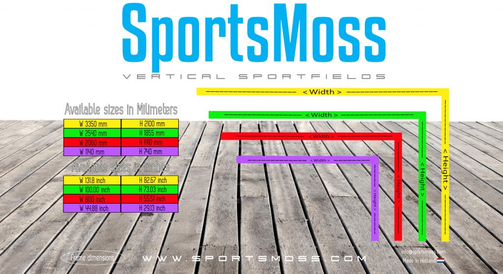 SportsMoss formaten
